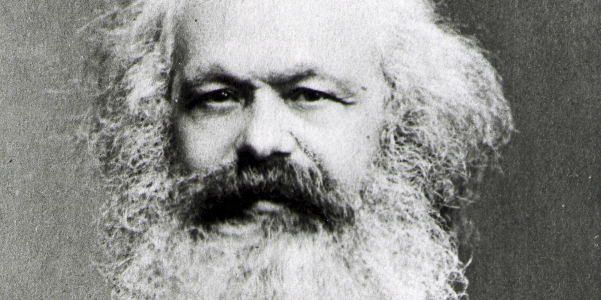 Portrait of <b>Karl Marx</b>, date unknown. (AP Photo/Kurt Strumpf) - o-KARL-MARX-facebook