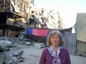 KL Palästinenserlager Jarmuk (Damaskus) September 2015 - Kopie